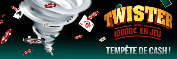 sit and go twister sur betclic poker