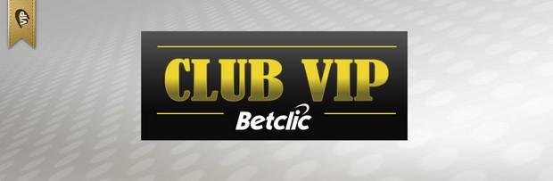 Club VIP Betclic poker