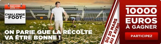 challenge printemps football