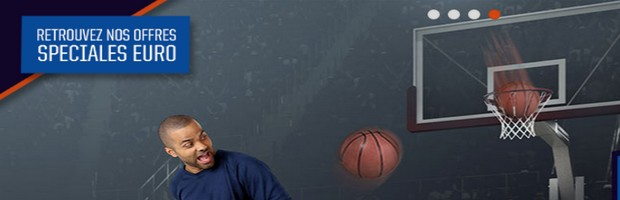 L'Euro Basket sur Betclic