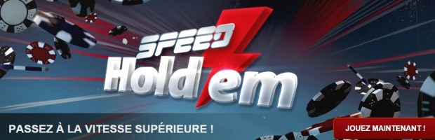 Speed Hold'em sur Betclic