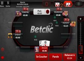 Découvrez l'appli poker de Betclic