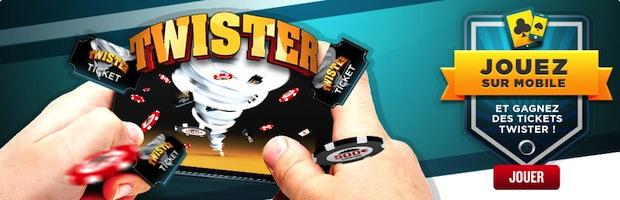 Betclic mobile ticket twister