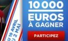 Participez sur Betclic au Challenge foot d'avril
