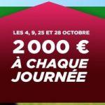 Betclic Turf : 8.000€ mis en jeu en défiant José Covès