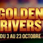 Augmentez vos gains poker avec les Golden Rivers de Betclic