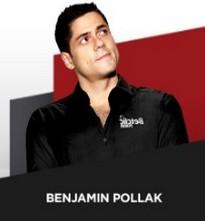 Benjamin Pollak représente Betclic poker