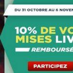 Pariez en Live avec Betclic sur l'Open de Paris