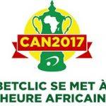 Pariez avec Betclic.fr sur la CAN 2017
