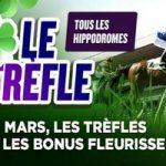 Betclic Turf met 2.600€ en jeu chaque mercredi de mars