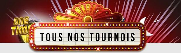 Découvrez la nouvelle grille de tournois de Betclic Poker