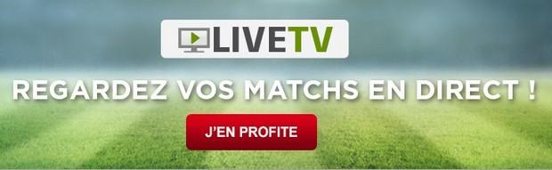 Regardez le sport en direct avec la Live TV de Betclic