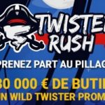 """Betclic Poker vous propose le """"Twister Rush"""" à partir de 1er mai 2017"""