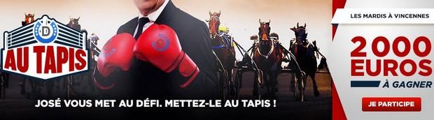 Pariez en Duo 4 sur les courses de Vincennes chaque mardi avec Betclic