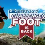 Betclic vous propose son Challenge Football du 15 au 24 septembre 2017