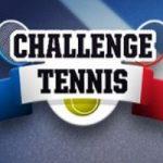 Participez au Challenge tennis de novembre sur Betclic.fr