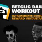 Relevez les missions Daily Workout 2017 sur Betclic.fr
