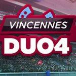 Pariez en Duo4 sur les réunions de Vincennes avec Betclic Turf en décembre 2017