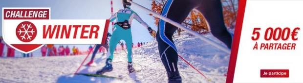 5.000€ mis en jeu par Betclic sur les JO d'hiver 2018