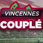Placez des paris Couplé sur les courses de Vincennes avec Betclic Turf.