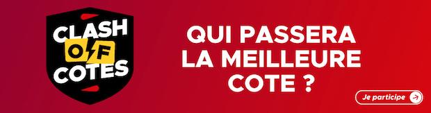 """Découvrez le """"Clash of Cotes"""" spécial foot de Betclic avec 1.500€ à partager"""