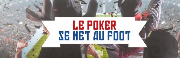 Betclic Poker se met au football durant la Coupe du Monde 2018
