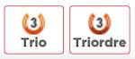 Pictogrammes paris trios Betclic